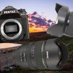 【レビュー】ペンタックスK-1の超広角レンズを考える【フルサイズ】【評価】